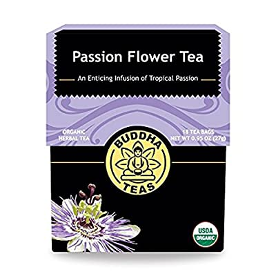 Buddha Teas Passion Flower Tea