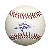 Juan Soto Washington Nationals Autographed MLB Signed Baseball PSA DNA COA With UV Display Case