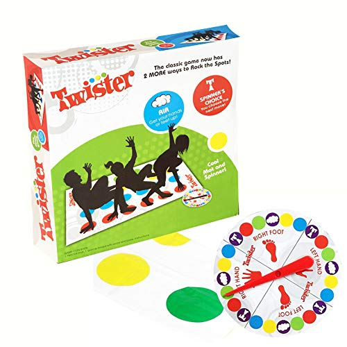 Twister, Younglingn Body Floor Game Mixed with Untimate Fun and Kid - Learining Pops in Party Family Travel Toy for Indoor Outdoor Among All Ages by Younglingn