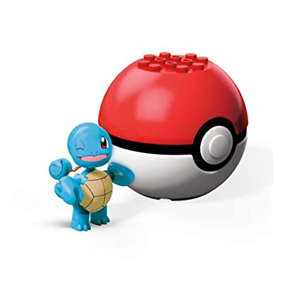 Mega Construx Pokemon Evergreen Poke Ball Assortment: Toys & Games