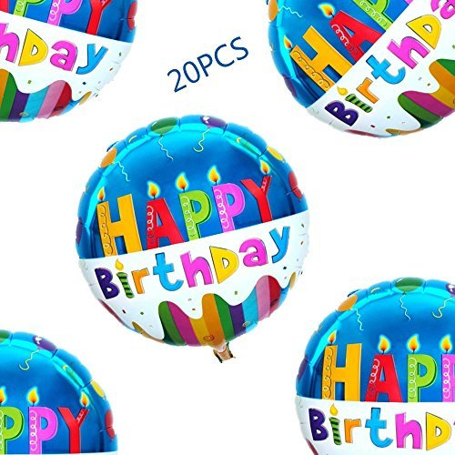Which Is The Best Birthday Mylar Balloons Bmref Reviews
