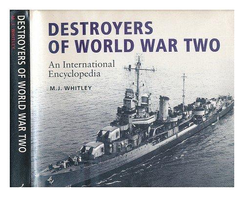Destroyers of World War 2