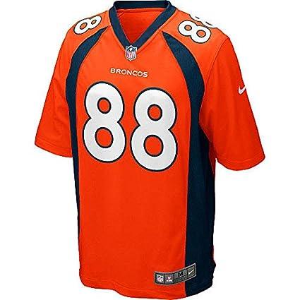 new style 3aa50 ba58b Amazon.com : Nike Denver Broncos Demaryius Thomas Youth On ...