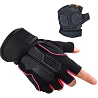 JOY COLORFUL Fitness Gloves, Women's & Men's...