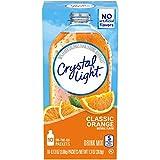 Crystal Light Classic Orange Powdered Drink Mix, 10 ct - 0.13 oz...