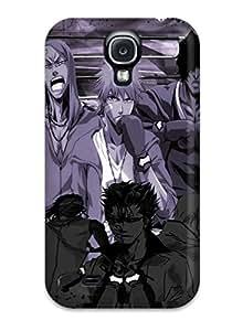 8186971K71799158 New Bleach Tpu Case Cover, Anti-scratch Phone Case For Galaxy S4