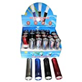 DDI - L.E.D. Mini Flashlight with 9 L.E.D. Lights (1 pack of 96 items)