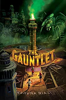 The Gauntlet by Karuna Riazi children's fantasy book reviews