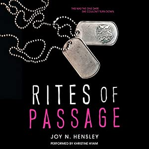 Rites of Passage | Livre audio