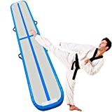 ONXO Inflatable Gymnastics Tumbling Mat Air Floor for Home Use, Beach, Park and Water