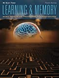 Learning and Memory- (Value Pack W/MySearchLab), Terry and Terry, Scott, 0205700950