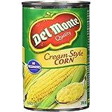 Del Monte Cream Style Corn, 398 ml, Pack of 12