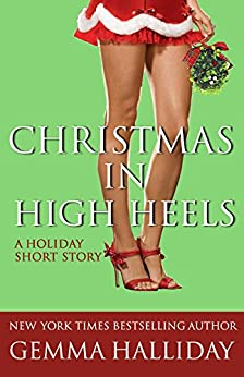 Christmas in High Heels: a holiday short story (High Heels Mysteries) by [Halliday, Gemma]