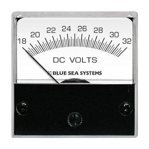 BLUE SEA SYSTEMS 8243 / Blue Sea 8243 DC Analog Micro Voltmeter - 2
