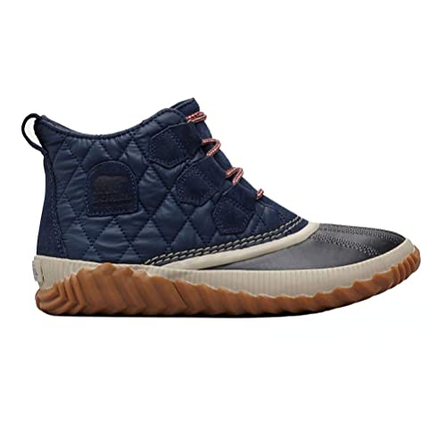 9e318427e06 Sorel Out  n Plus Plus NL3148-464 Women s Winter Ankle Boot Collegiate Navy  Blue