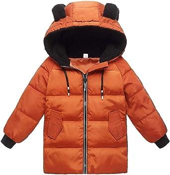 Amazon.com: Joe Wenko Baby Boys Girls Down Alternative Long Hoodie Coat,  18M-6Y: Clothing