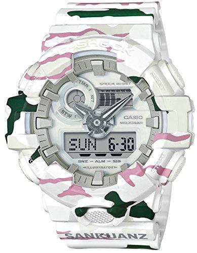 af487d4d6b97ef Casio G-SHOCK  ~ SANKUANZ collaboration model GA-700SKZ-7AJR Casio watch 1  von 3Nur 1 verfügbar ...