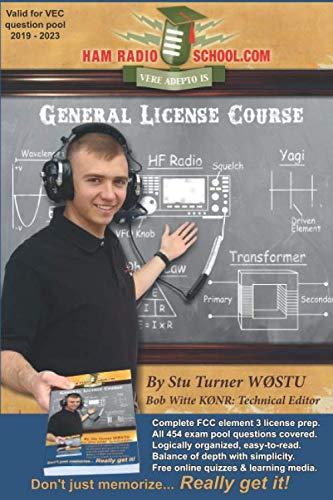 HamRadioSchool.com General License Course (General Ham License)