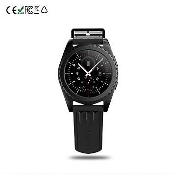 Smartwatch Relojes Deportivo con Alertas de mensajes/Monitor ...