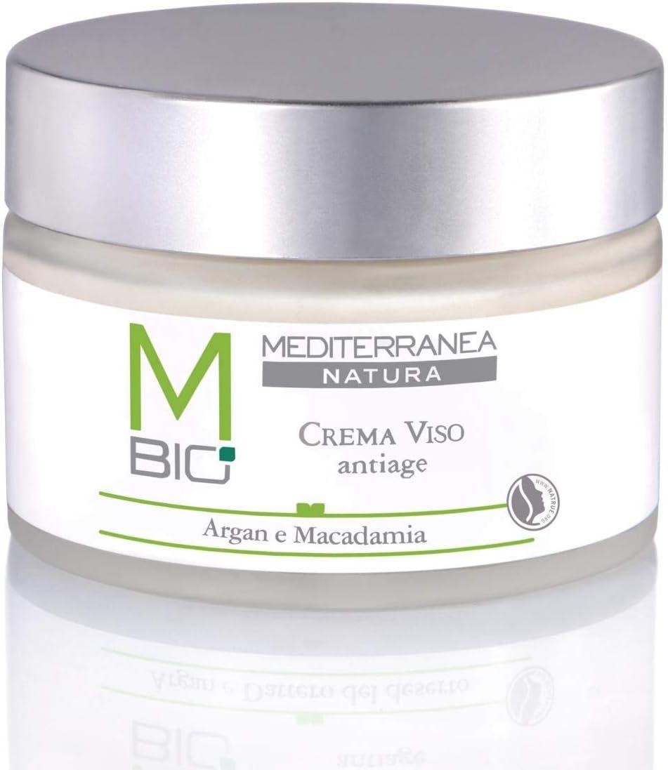 Mediterranea M-BIO Organic Face Cream 1.69 Oz