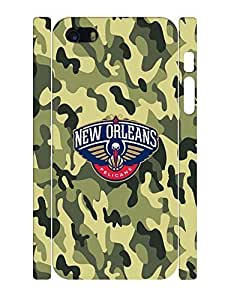 Ultra Chic Stronger Basketball Team Men Print Sports Game Team Logo Case For Iphone 6 Plus (5.5 Inch) Cover Case