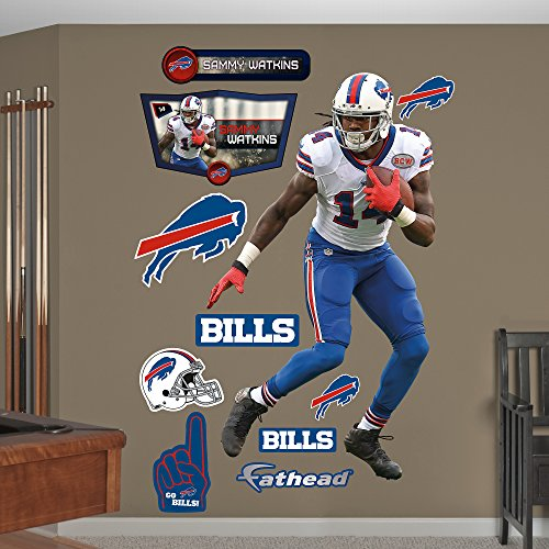 NFL Buffalo Bills Sammy Watkins Big Wall Decal