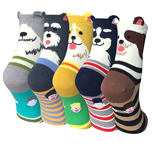 Chalier Womens Animal Colorful Casual product image