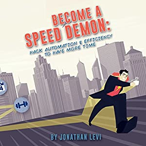 Become a Speed Demon Audiobook