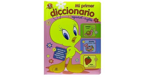 Mi Primer Diccionario Español-Inglés: Equipo Editorial: 9788466227643: Amazon.com: Books