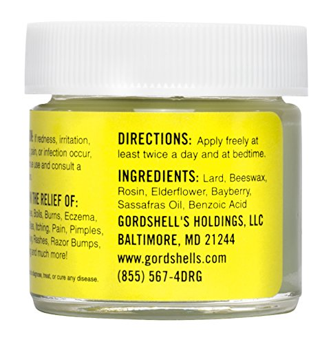 Dr  Gordshell's Skin Cream Soothing Topical Application 1oz