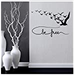 Buzdao Halloween Funny Thriller Cats Art Wall Stickers Home Decor Removable Wall Decals Cartoon Wallpaper Wall Decorations Living Room 42Cm X 29Cm