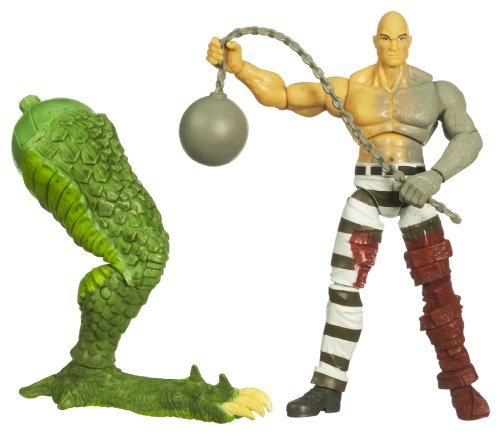 INCREDIBLE HULK LEGENDS BUILD A FIGURE - ABSORBING MAN