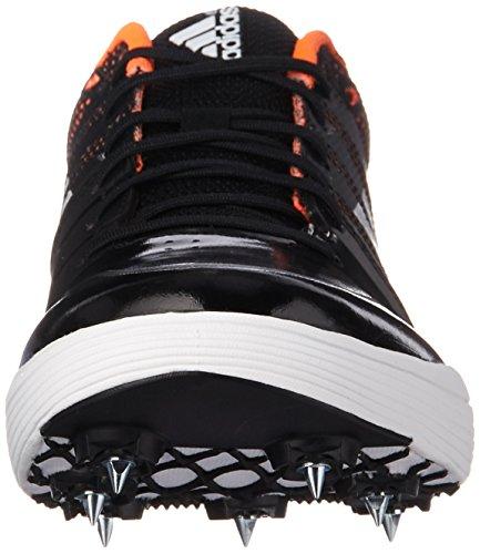 Scarpa Da Corsa Adidas Adizero Lj Nero, Bianco, Arancione