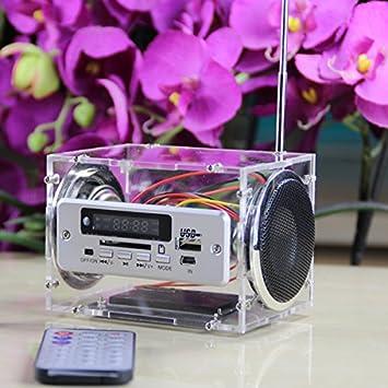Boubou Diy 2x3w Multi Fonction Bluetooth Wireless Small
