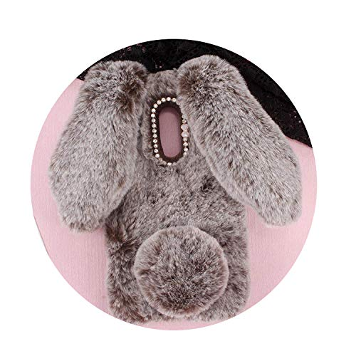 for Xiaomi Redmi 5 Plus Phone Case Plush Rabbit Soft Shell Luxury Cover Mobile Phone Case House 360 Protection