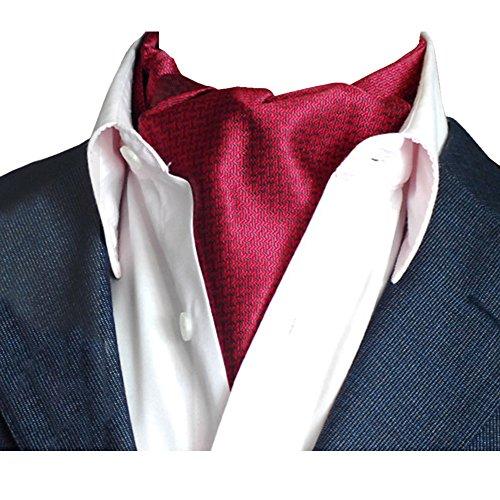 Color Tie Elegent Necktie for Classic Men Luxury YCHENG Reversible Dot Scarf Paisley Polka 11 Cravat Jacquard fwCRx6