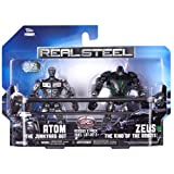 Real Steel Versus 2 Packs Assortment 1 - Atom vs. Zeus