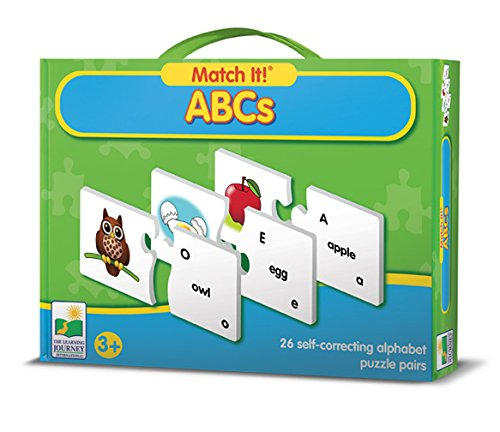 Abc Match (The Learning Journey Match It! ABCs)