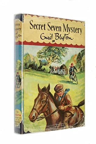 book cover of Secret Seven Mystery