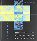 img - for Econometric Analysis of Cross Section and Panel Data by Wooldridge Jeffrey M (2010-10-01) Hardcover book / textbook / text book
