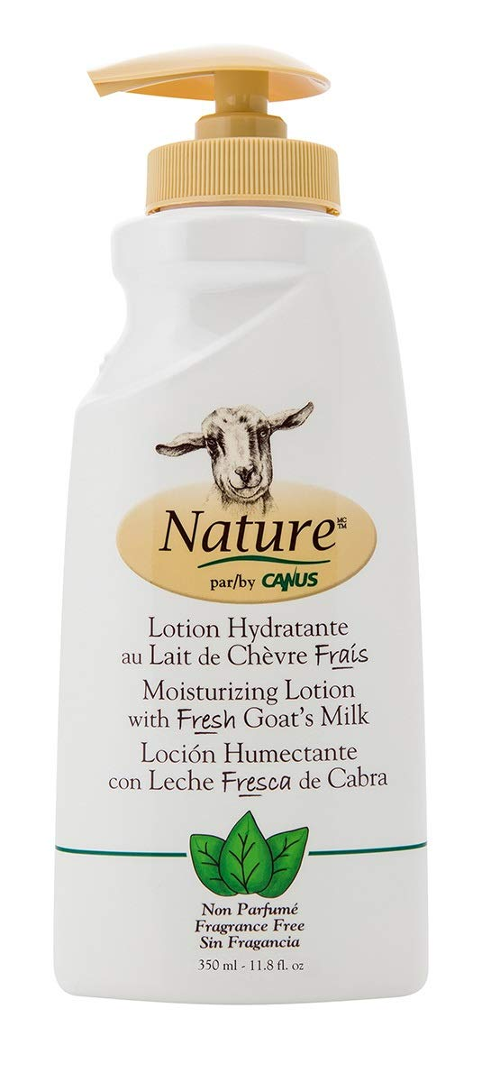 Amazon.com : Nature by Canus, Fresh Goats Milk Moisturizing Lotion, Shea Butter : Beauty