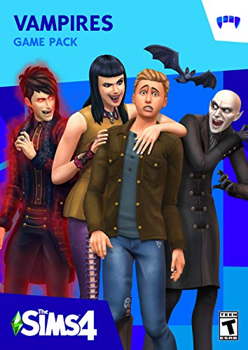 The Sims 4 Vampires [Instant Access] -