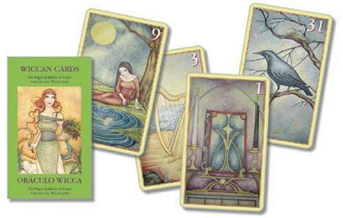 Download Wiccan Cards (English and Spanish Edition) PDF