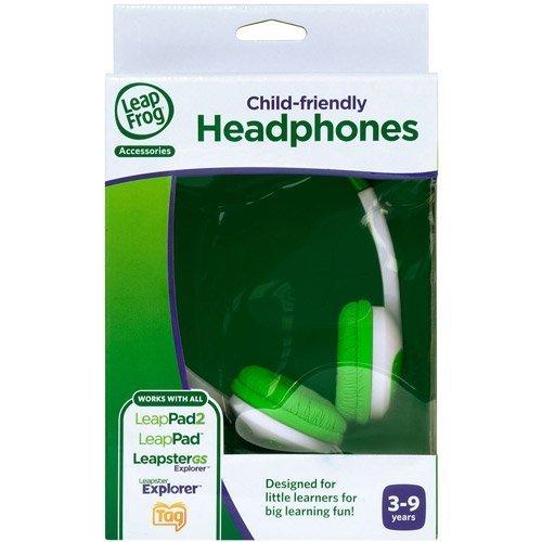 Leapfrog Headphones Green By Leapfrog Enterprises