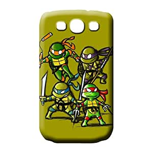 samsung galaxy s3 case PC phone Hard Cases With Fashion Design phone carrying skins little ninja turtles