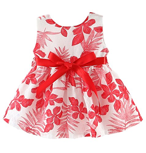 Baby Girls 6M - 3T Summer Floral Princess Party Dress