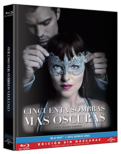 Cincuenta Sombras Más Oscuras (+ Digibook) [Blu-ray]