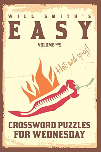 Will Smith Easy Crossword Puzzles for Wednesday - Volume 5