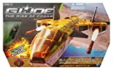 G.I. Joe Movie The Rise of Cobra Vehicle Sand Serpent with Star Viper Action Figure