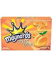 Maynards Fuzzy Peach Candy, 100 Grams